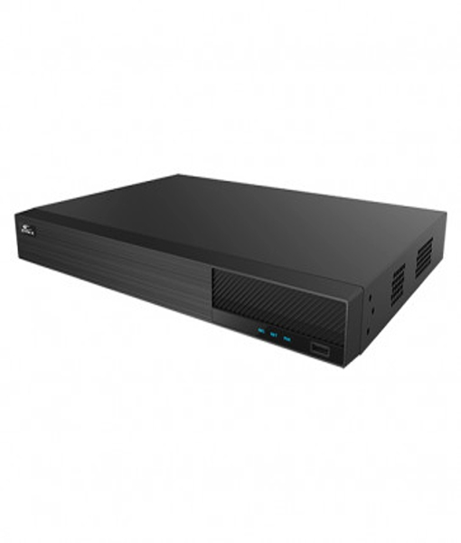 Falcon 16 Channel 4K DVR Recorder With 12 Terabyte