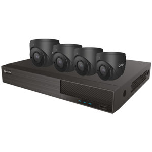 4 CAMERA ip kit in grey