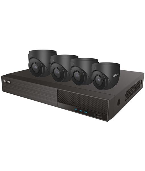 4 CAMERA ip kit in grey