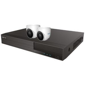 VKIT-6MP-2E-G CCTV Cameras Kit